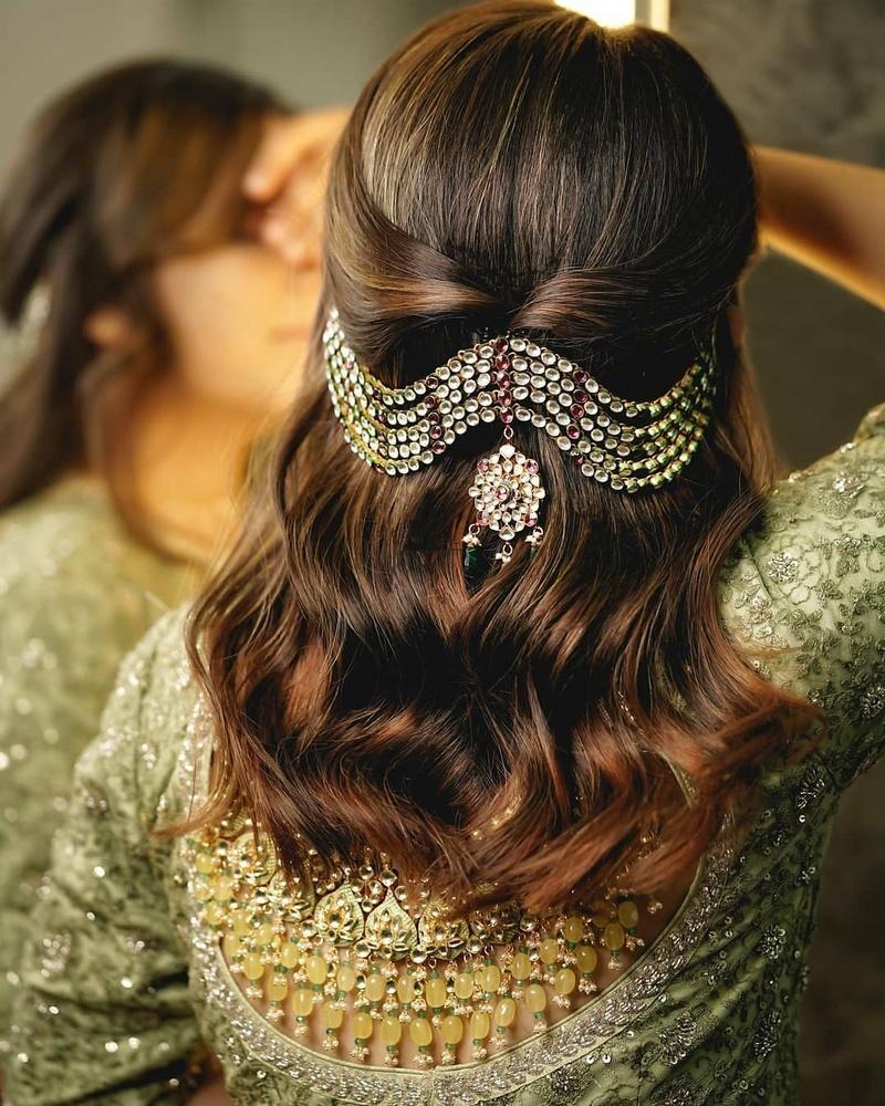 bridal hairstyle app